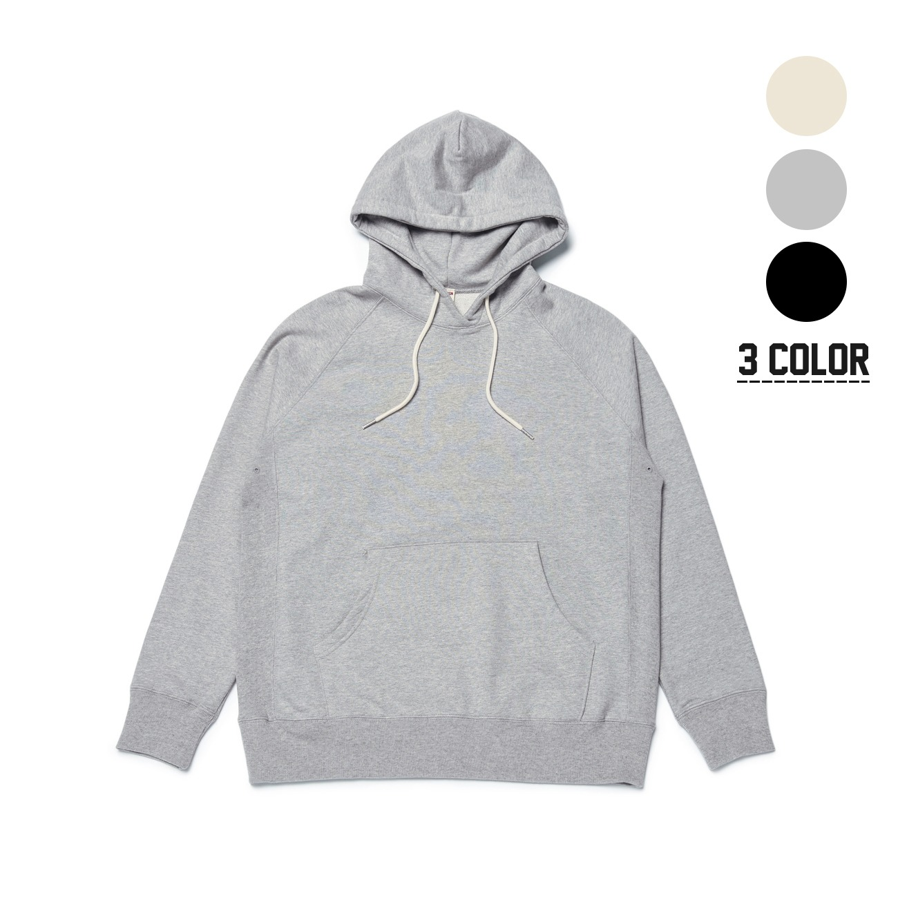 20FW 89 Pullover Hood [3 Color]