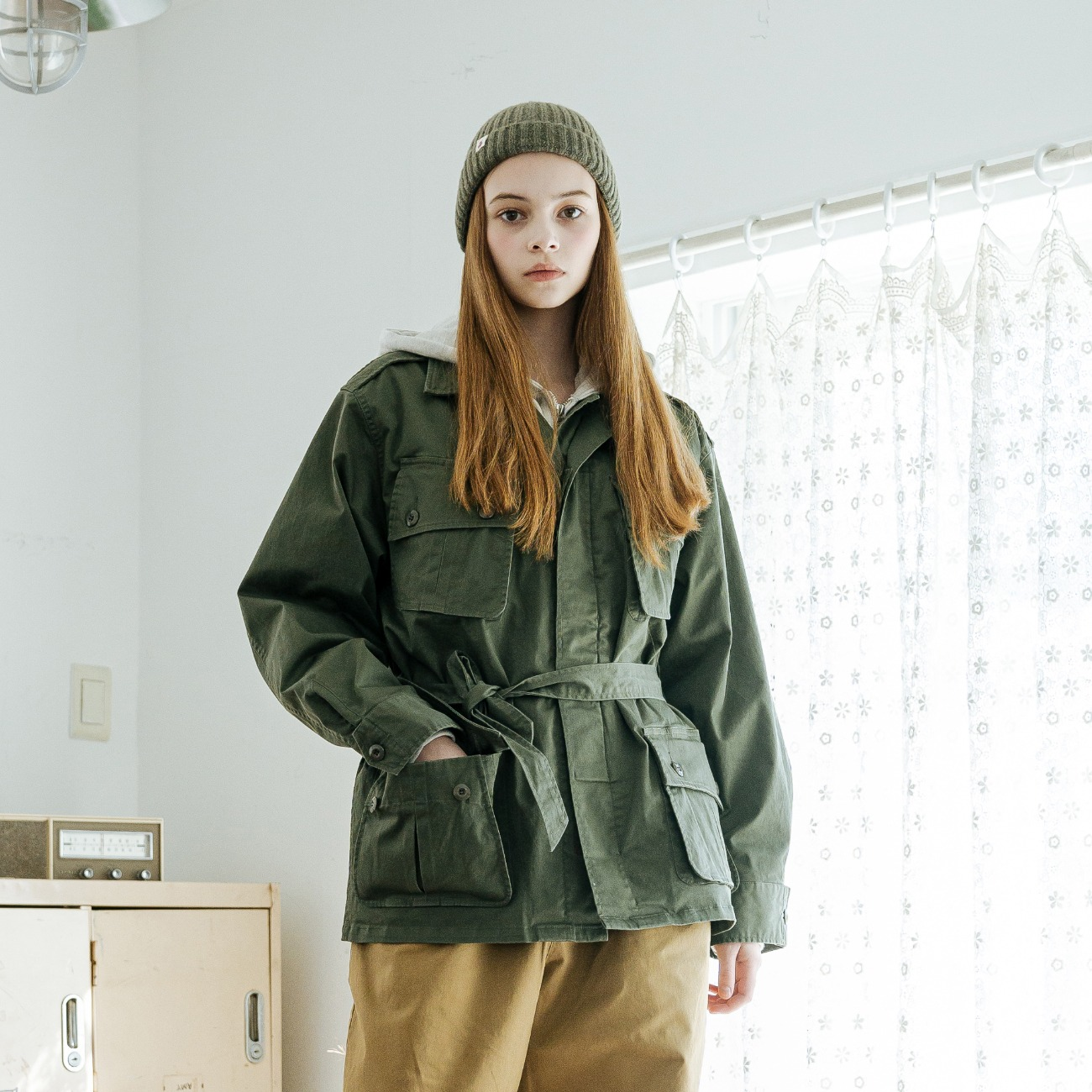 BDU Jacket (with Padded Vest)